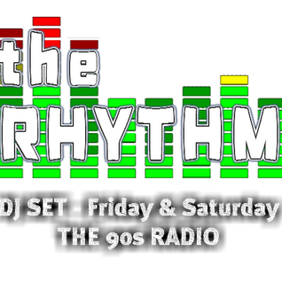 The 90's Radio Show - 1992 part 2 - The Rhythm #011 (23/05/2015)