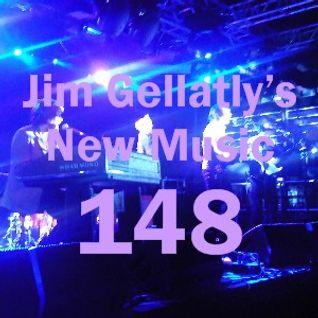 Jim Gellatly's New Music episode 148