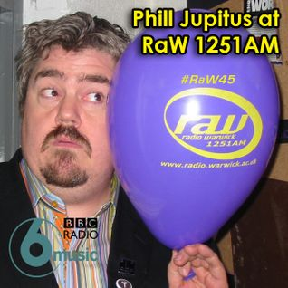 Phill Jupitus at RaW 1251AM