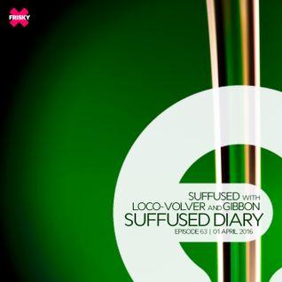 FRISKY | Suffused Diary 063 - Loco-Volver