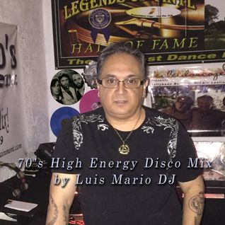 70's High Energy Disco Mix by Luis Mario DJ