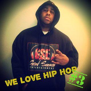 DJ Buck Mix - We Love Hip Hop #3