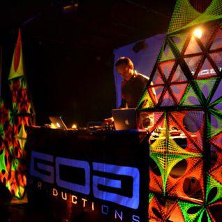 GoaProductions Studio Mix 009: DJ Rigel Made 2014 Winter Fullon Mix