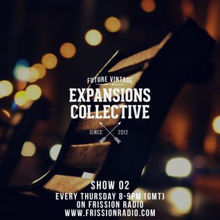Expansions Radio - Show 02 (feat. ABJO, Tom Misch, REdefinition, Afta-1, Kan Sano & more)