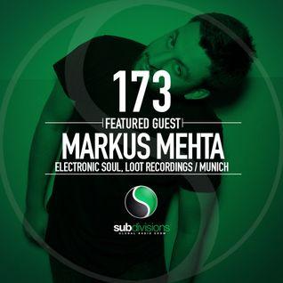 SGR 173 Markus Mehta & Merlyn Martin