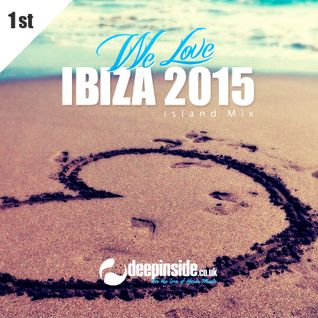We love IBIZA 2015 'Island Mix' by DEEPINSIDE