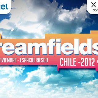 Fedde le Grand - Live @ Creamfields 2012 (Chile) - 09.11.2012