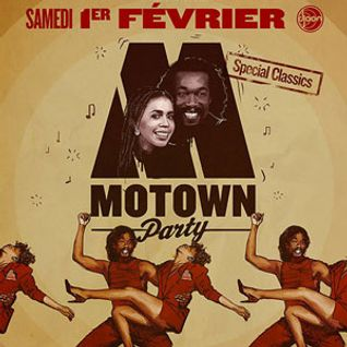 Dj Reverend P @ Motown Party, Djoon, Saturday February 1st, 2014