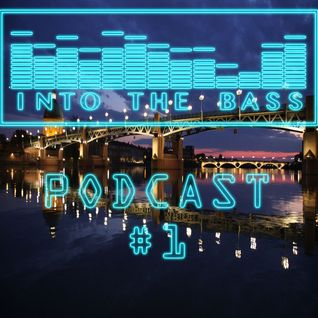 INTO THE BASS PODCAST #1 : B2B Mat Brandski & Wolfwood (Techno)