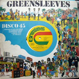 "Little John & Toyan - Jah Guide I (1981 Greensleeves UK 12"")"