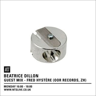 Beatrice Dillon w/ Fred Hystère- 9th November 2015