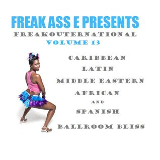 FreakOuternational Vol.13