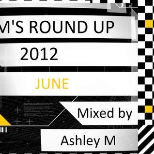 M's Round Up 2012 'JUNE'