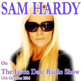 Jason Dale with Sam Hardy