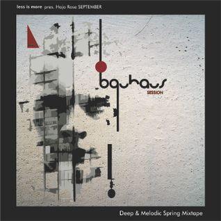 LIM ArtStyle pres. Hajo Rose Bauhaus Sessions Spring September Mixtape