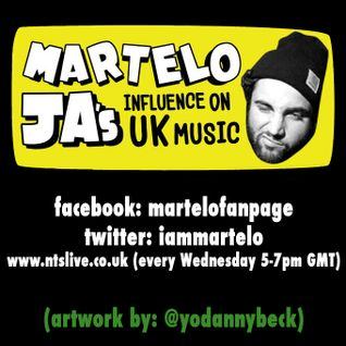 Martelo presents: 50 Years of JA influence on UK music