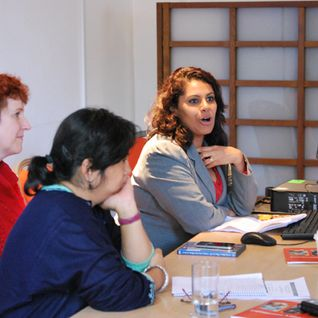 Building Constituencies Theme Panel, Pathways of Women's Empowerment, SOAS, January 2012