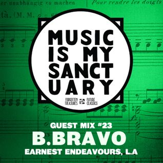 MIMS Guest Mix: B.BRAVO (Los Angeles, Earnest Endeavours)
