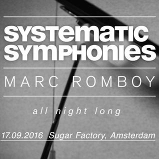 MARC ROMBOY - Systematic Symphonies