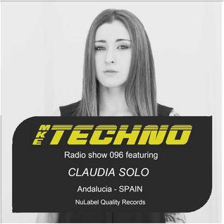 CLAUDIA SOLO @ MKE TECH RADIO PODCAST