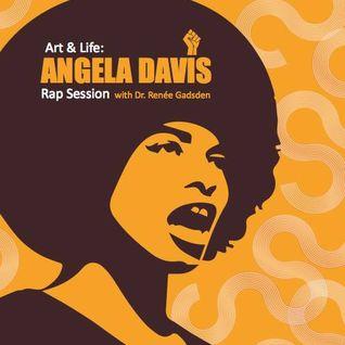 Vinyl only @ Angela Davis Rap Session