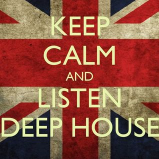 KEEP CALM and Listen Deep House