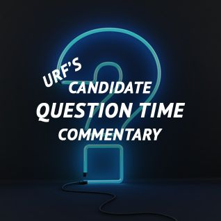 URF's Question Time Commentary // Highlights // Friday 28th Feb 2016