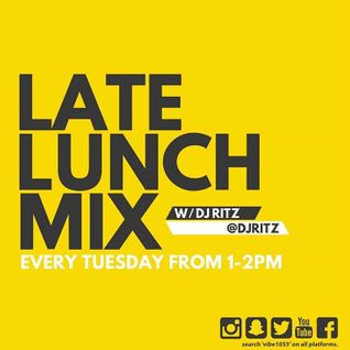 ALL BUSTA LATE LUNCH MIX VIBE 1055 (DL LINK IN DESCRIPTION)