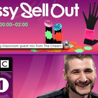The Cheerz - Pyjama Party Klassroom Mix / Kissy Sell Out Radio Show BBC Radio1