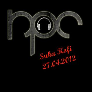 Live Performance /// RPC /// 27.04.2012