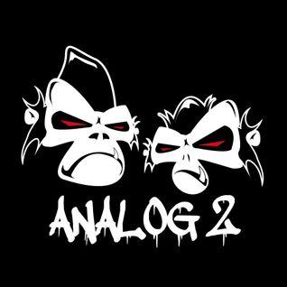 Analog 2 Show 19 - Scrutt Fist and dangerous DnB uppercuts!!!!