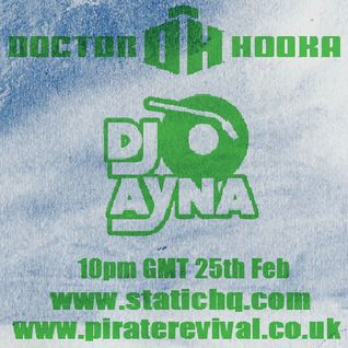 Guest Mix Jam for Dr Hooka Radio Shows