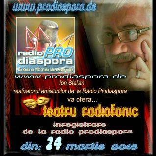 Teatru radiofonic inregistrare RPD...