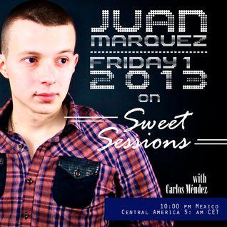 Sweet Sessions 018 Febrero 1 de 2013