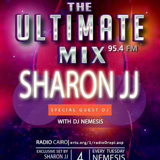 Nemesis - The Ultimate Mix Radio Show (028) 04/08/2015 (Guest Sharon JJ)
