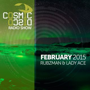 Cosmic Disco Radioshow - FEBRUARY 2015