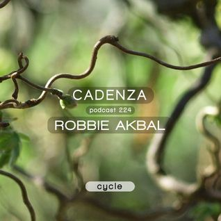 Cadenza Podcast | 224 - Robbie Akbal (Cycle)