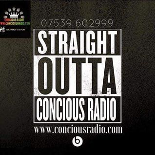 Live radio Breakfast Mondays 2nd July 2016 7-10am UK www.conciousradio.com