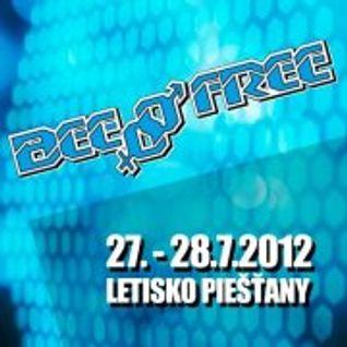 Balien-BeeFree Techno Promo Mix 2012
