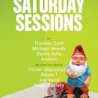 Michael Woods - Live @ Ministry of Sound (London) - 06.04.2013