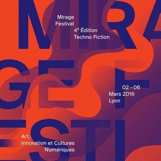 PPG du 1-02-16 -/ MIRAGE FESTIVAL 4ème édition