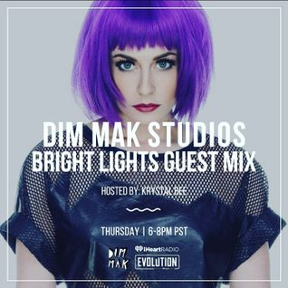 Dim Mak Studios - Bright Lights Guestmix