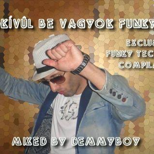Rendkívűl Be Vagyok Funkyzva (Exclusive Funky Tech-House Compilation) - Mixed by Demmyboy