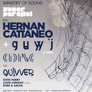 Cid Inc - Live @ Ministry Of Sound (London) - 16.08.2013