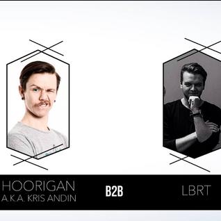 GRĀMATNĪCA  S03 E09 ::: HOORIGAN b2b LBRT :::03.12.2015 Live from BaboonBar