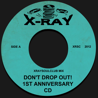 XRAYSOULCLUB MIX #12 - 1ST ANNIVERSARY CD