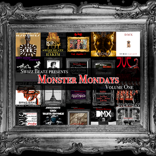 Swizz Beats - Monster Mondays (Mixtape)