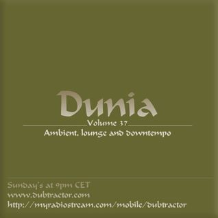 Cham'o presents Dunia : 37