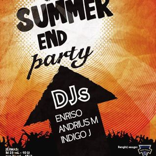 Indigo J - Live at SUMMER END PARTY @ Boulingas 16.08.13