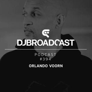 DJB Podcast #394 - Orlando Voorn